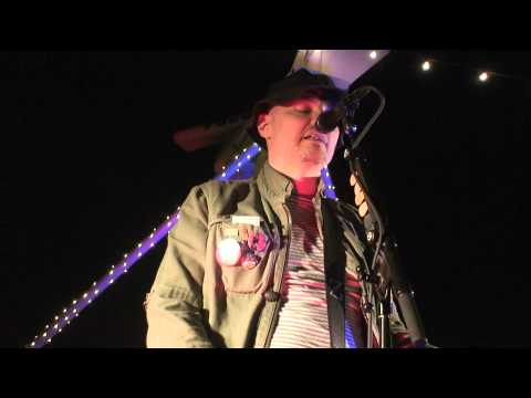 Billy Corgan solo June 12th 2012 (raw footage camera 1) Part 1