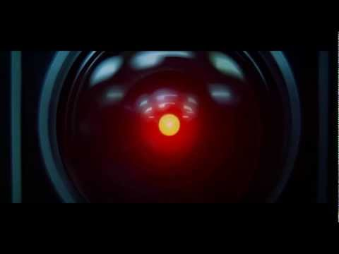 "HAL 9000: ""I'm Sorry Dave, I'm Afraid I Can't Do That"""