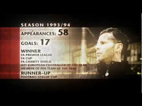 Every Ryan Giggs goal (Part 1)