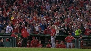 Pujols Hits 500th Career Home Run  (mlb)
