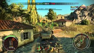 World of Tanks Xbox One - T26E4 Super Pershing Gameplay.
