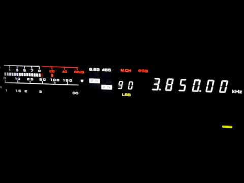 Ham Radio 80 Meters March 26 2010