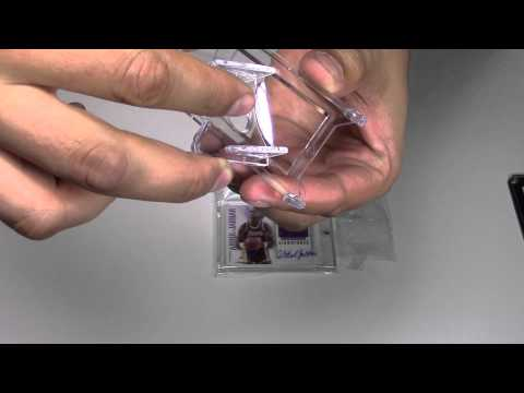 CARD STAND DISPLAY HOLDER Tutorial - HOW TO USE CARD STAND DISPLAY HOLDER DEMO