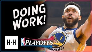 JaVale  McGee Full Game 1 Highlights Warriors vs Spurs 2018 Playoffs - 15 Pts in 3 Qtrs!