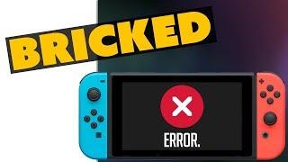 Nintendo Switches BRICKED! Nintendo Responds - Game News