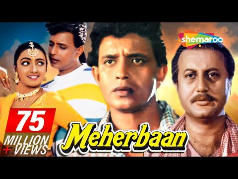 Meherbaan - Mithun Chakraborty - Ayesha Jhulka - Anupam Kher...