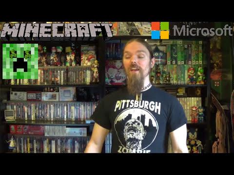 Microsoft to Buy Minecraft for 2 Billion Dollars