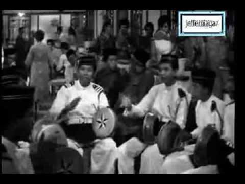 Ost Madu Tiga 1964 - Gambus Jodoh (pukullah Tabuh) - P Ramlee video