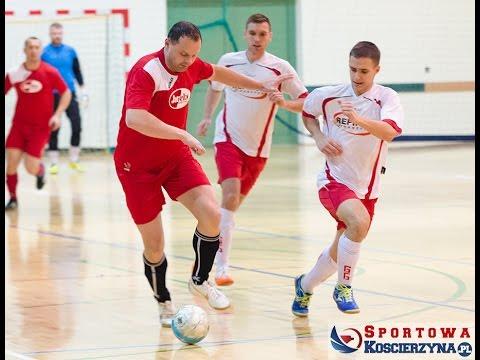 1 Liga PHLPN 2014/15: Jareks vs. Repiński Transport