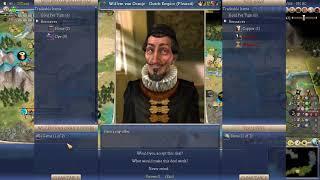 Lets Play Civ 4 Deity 36 (Darius) part 3