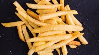 Ranking Fast Food French Fries From Worst To Best
