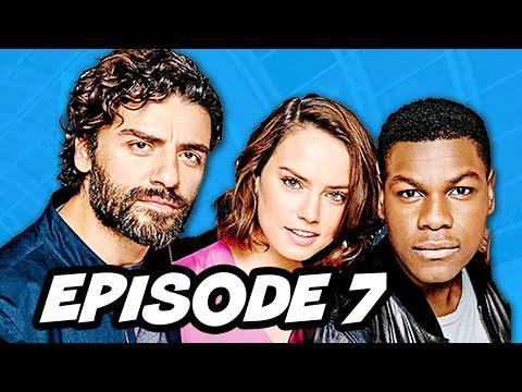 Star Wars Episode 7 The Force Awakens - New Villains Breakdown