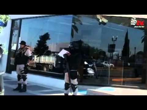 Asaltan sucursal bancaria en Torreón
