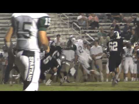 Commerce / Athens Academy Highlights - 09/24/2014