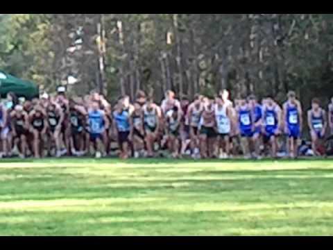Montpelier High School  Cross Country meet