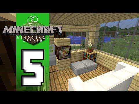 Beef Plays Minecraft Mindcrack Server S5 EP05 Cozy