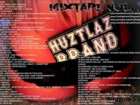 Amon Kalt Huztlaz Brand Mixtape 2.0 Prod by. SutasFrequenz