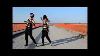 Zumba (r) Fitness with Nevena & Goran - Kuduro Booty Shake