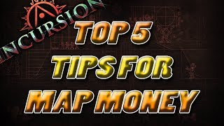 [3.3] Top 5 Tips For Map Money Making!