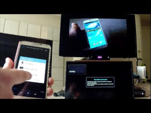How To Use Samsung Link [previously AllShare Play]