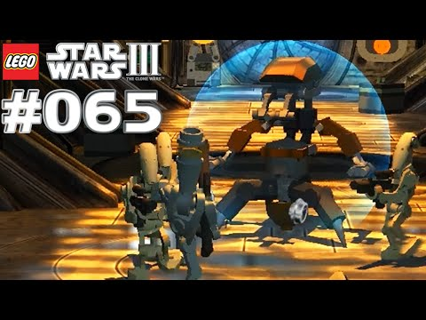 Let's Play LEGO Star Wars 3 The Clone Wars #065 Droideka [Together] [Deutsch]