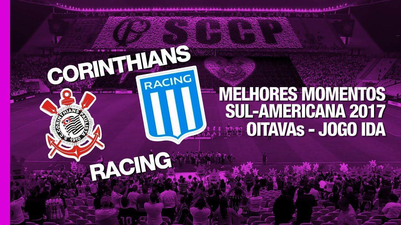 Corinthians Paulista (SP) 1 - 1 Racing Club
