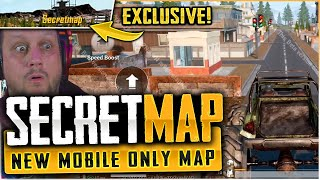 A SECRET NEW MAP! Mobile-ONLY Classic Map!