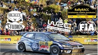 WRC | Rally RACC Catalunya 2016 | Rally Spain | Salou | HD