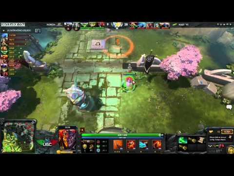 UGC - Playoffs Live! The Horda vs Nao`Vi UNIFEI E-Sports w/ @MussiDota