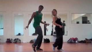 Choreografia RAGGA JAM  - Laure Courtellemont - CAMRON ONE SHOT