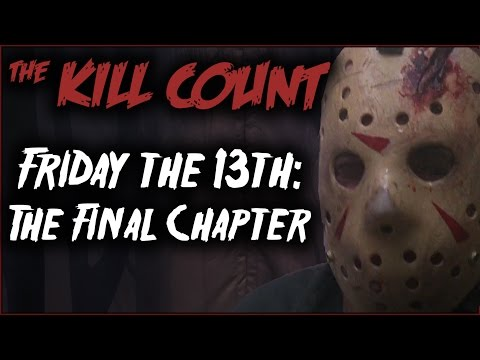 All the kills in Friday the 13th: The Final Chapter, broken down and analyzed! PATREON � https://patreon.com/deadmeatjames Dead Meat on Social Media: Twitter � https://twitter.com/deadmeatja...