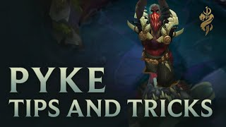 Pyke Tips and Tricks Guide 🗡   League of Legends