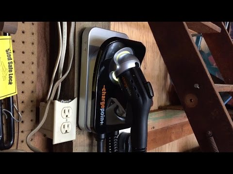 Installing a home charger for your Electric Vehicle   Autoblog