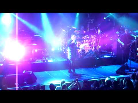 SIMPLE MINDS - Life In A Day / Hunter And The Hunted - 5X5 Live @ Paradiso Amsterdam 18-Feb-2012