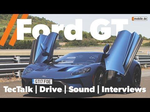 Ford GT | Fahrbericht |Sound | Technik