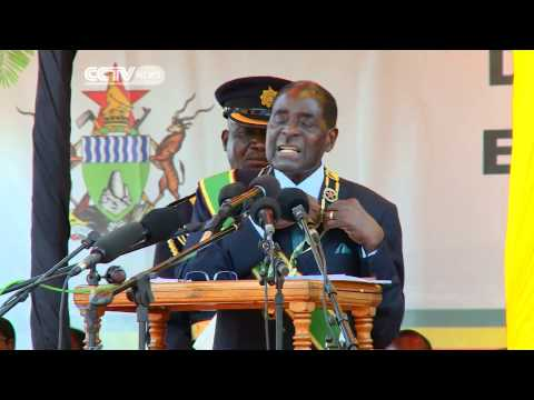 Zimbabwe Marks 34 Years Of Independence video