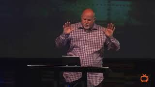 """""""As in the Days of Noah"""" Pastor Barry Stagner"""