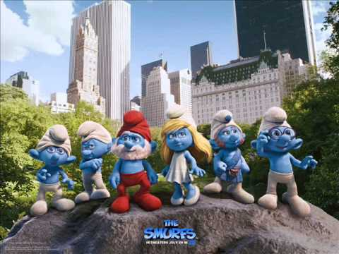 Smurfs 2011 Credits Song