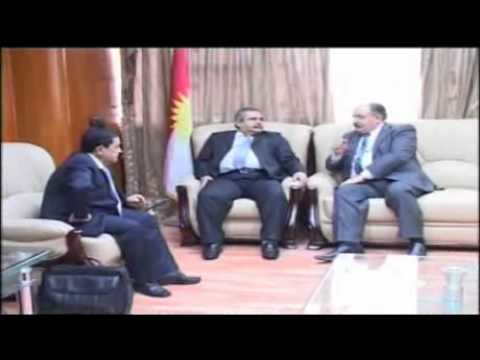 Minister of Health-Erbil Iraq