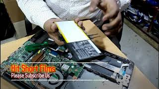 Asus R558U Laptop Disassembly & Explain Components