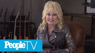Dining With Dolly? Inside Dolly Parton And Jennifer Aniston's 'Wonderful' Dinner Party | PeopleTV