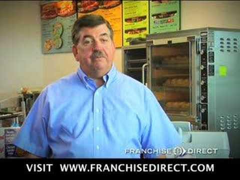 BLIMPIE Sandwich Franchise Opportunity