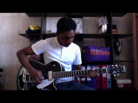 Hillsong Shout of the king mix guitar