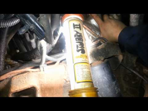 Fixing broken exhaust bolts on GM 4.8/5.3/6.0 v8 engines using kral clamps