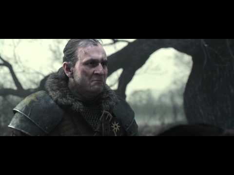 Ведьмак 3: Дикая Охота - Убивая монстров Русская озвучка