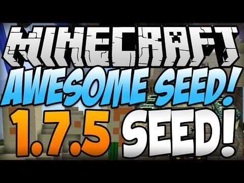Minecraft 1.7.5 Seed: