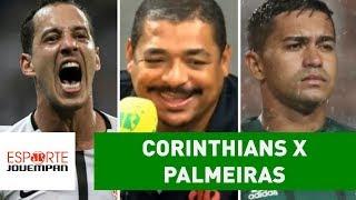 OLHA o que Vampeta falou antes da final Corinthians x Palmeiras!