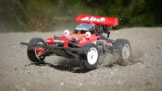 Tamiya HOTSHOT - Four Wheel Drive at it's Best!