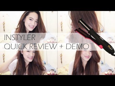 Instyler Quick Review & Demo [Indonesia]