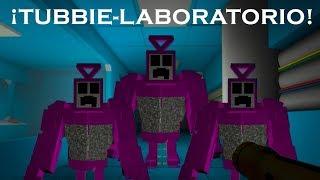 ¡EL LABORATORIO DE LOS SLENDYTUBBIES! |Roblox #6|